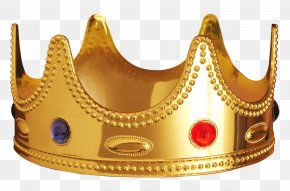 European Style Gold Crown - Crown Europe Gold PNG