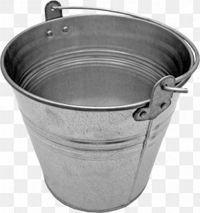 Bucket Image Download - Mop Bucket Cart PNG