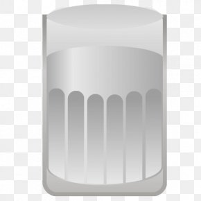 Cartoon Trash Can - Waste Container Bin Bag PNG