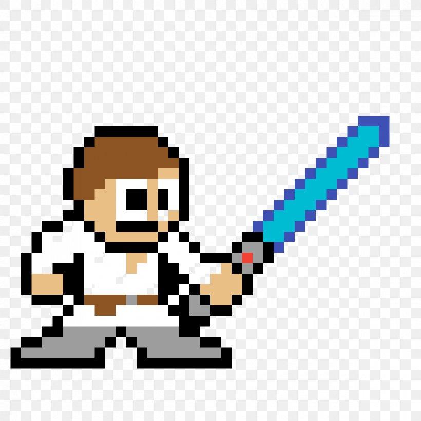 Luke Skywalker Mace Windu Boba Fett Yoda Pixel Art Png