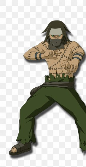 Naruto - Naruto Shippuden: Ultimate Ninja Storm Revolution Naruto: Ultimate Ninja Storm Kakuzu Deidara PNG