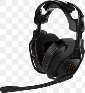 Black Headphones - Call Of Duty: Black Ops III Xbox 360 ASTRO Gaming PNG