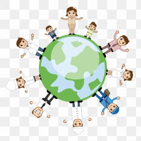 Earth - Earth Royalty-free Cartoon Clip Art PNG