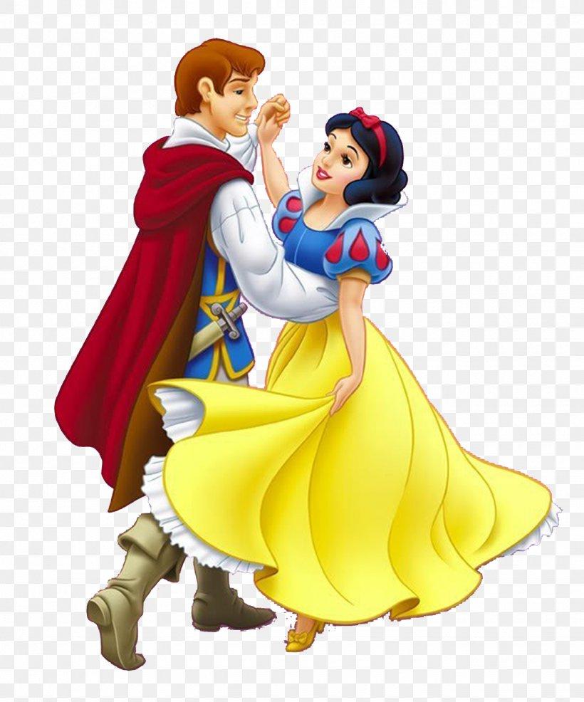 Snow White Prince Charming Rapunzel Seven Dwarfs Disney Princess
