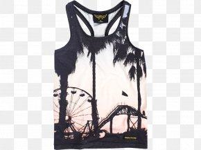 Ferris Wheel - T-shirt Top Slim-fit Pants Discounts And Allowances PNG