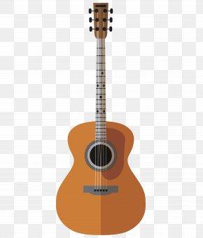 Orange Violin - Acoustic Guitar Bass Guitar Musical Instrument String Instrument PNG