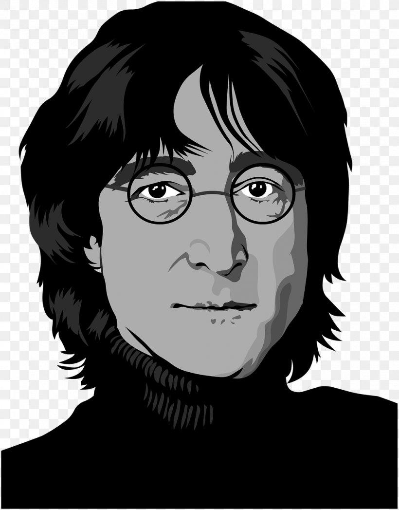 John Lennon Musician The Beatles Clip Art Png 1002x1280px Watercolor Cartoon Flower Frame Heart Download Free