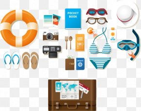 Travel - Travel Infographic Summer Vacation PNG