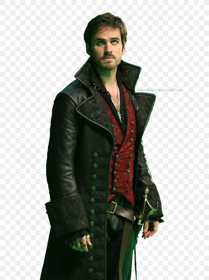 Colin O Donoghue Once Upon A Time Captain Hook Mr Gold Png