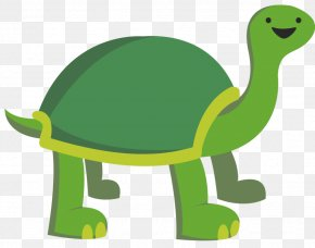 Vector Turtle - Turtle Reptile Animal Clip Art PNG