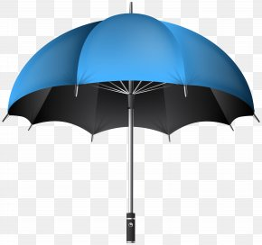 Blue Umbrella Transparent Clip Art Image - Umbrella Icon Stock Photography Clip Art PNG