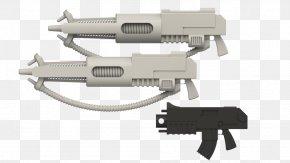 Battlefield 2 Special Forces - Trigger Firearm SolidWorks 3D Printing 3D Modeling PNG