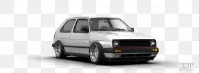 Volkswagen Golf Mk2 - Bumper Volkswagen Golf Car Volkswagen Derby PNG