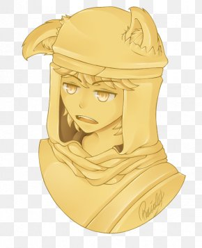 Golden Statue - Five Nights At Freddy's YouTube Spanish Fan Art Character PNG