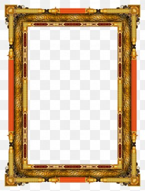China Wind Border - Picture Frame Digital Photo Frame Download Gratis PNG