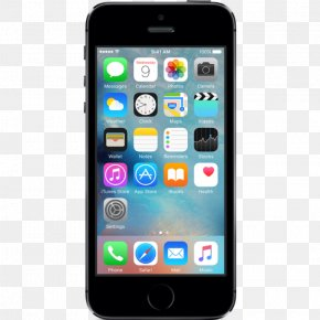 Iphone 5s - IPhone 5s Apple Telephone IPhone 6S Space Grey PNG