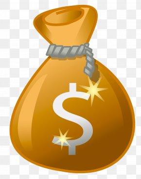 Dollar Bag - Money Bag Coin Clip Art PNG