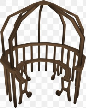Gazebo - Old School RuneScape Table Wiki Game PNG