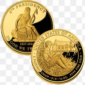 United States Gold Coin Values - Gold Coin United States Of America Gold Coin Eagle PNG