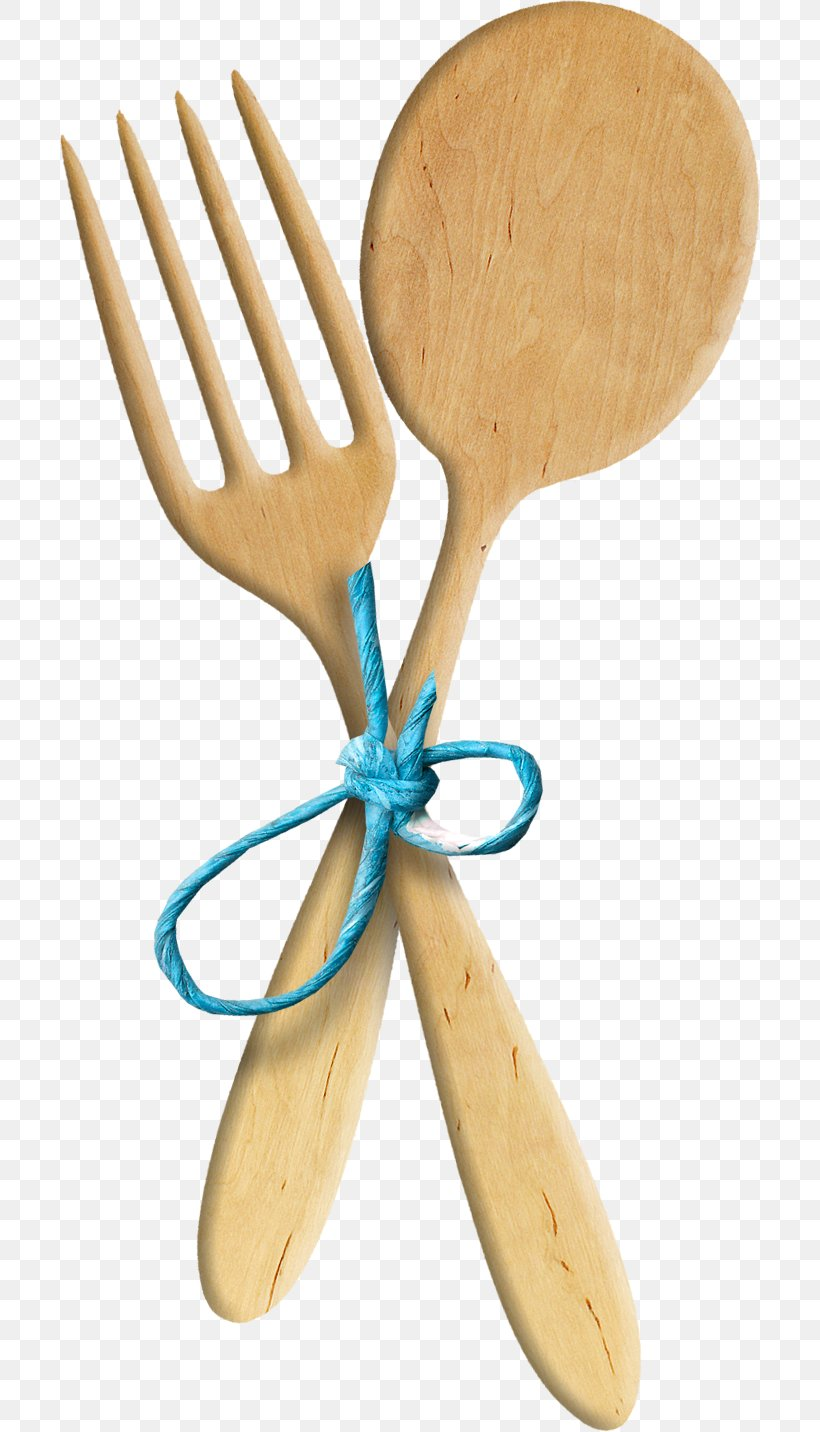 8 Free Fork and Spoon Clipart! - The Graphics Fairy