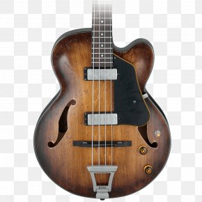 Bass Guitar - Bass Guitar Ibanez Artcore Series Musical Instruments Semi-acoustic Guitar PNG