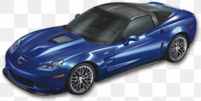 Sports Car - Chevrolet Corvette ZR1 (C6) 2009 Chevrolet Corvette ZR1 2019 Chevrolet Corvette ZR1 General Motors Car PNG