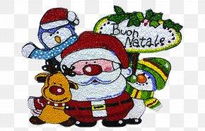 Santa Claus - Christmas Ornament Santa Claus Paper Ceramic Art PNG