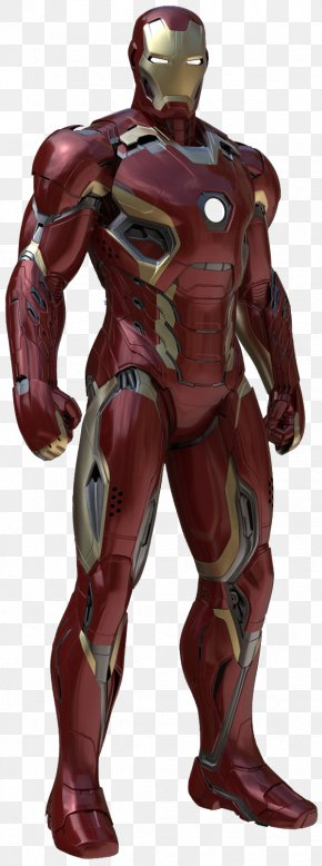 Iron Man Model - Iron Man Edwin Jarvis Howard Stark Extremis Vision PNG