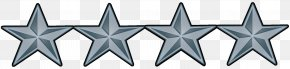 Rankandfile Soldiers - Military Rank United States General Four-star Rank Army Officer PNG