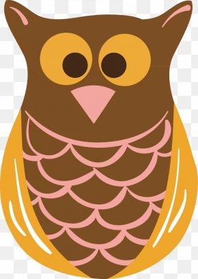 Owl - Owl Bird Illustration PNG