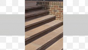 Staircase Model - Floor Plywood Hardwood Wood Stain PNG