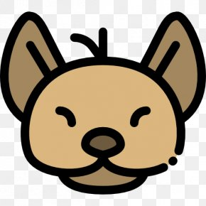 Hyena - Snout Whiskers Nose Cartoon Clip Art PNG