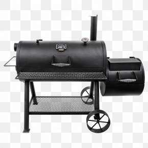 Barbecue - Barbecue BBQ Smoker Smoking Oklahoma Joe's Char-Broil PNG