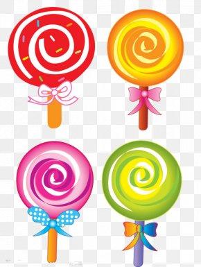 Cute Lollipop - Lollipop Cotton Candy PNG