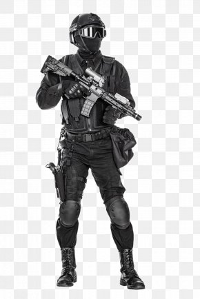 Soldiers - Airsoft SWAT Soldier Stock Photography Police Officer PNG