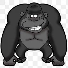 Orangutan - Western Gorilla Clip Art PNG