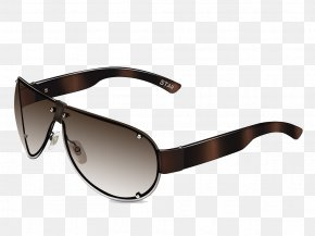 Oval Sunglasses - Goggles Sunglasses Police Eyewear PNG