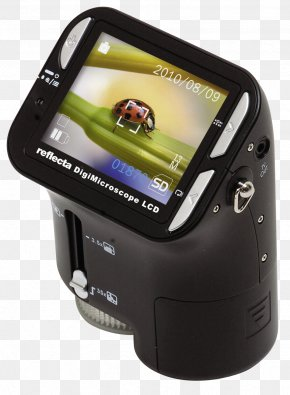 35x Usb Microscope - Digital Microscope USB Microscope Optical Microscope Photographic Film PNG