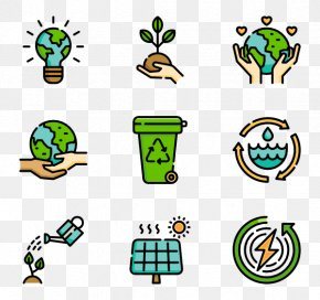 Happy Earth Day Icons - Clip Art Earth PNG