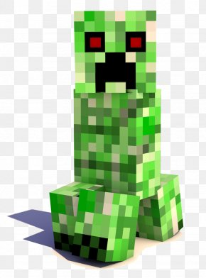 Creeper Image - Minecraft Creeper Wallpaper PNG