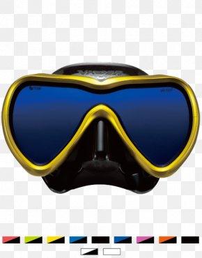 Gull - Diving & Snorkeling Masks Underwater Diving Scuba Diving Scubapro PNG