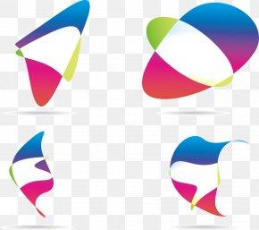 Vector Illustration Banner Fluttered - Logo Euclidean Vector Graphic Design Clip Art PNG