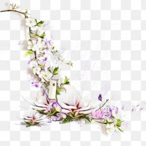 Twig Dendrobium - Flower Plant Lilac Purple Violet PNG