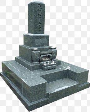 Cemetery - Headstone Tomb Butsudan 霊園 石材店 PNG