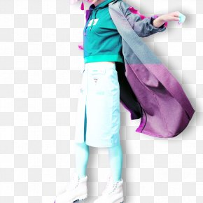 Colorful Clothes Clothing - Outerwear Clothing Costume Designer PNG