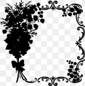 Borders And Frames Floral Design Clip Art Flower Floral Ornament PNG
