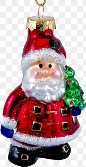 Snowman - Santa Claus Christmas Ornament Ded Moroz New Year PNG