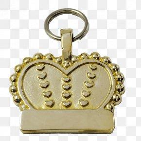 Silver Crown - Charms & Pendants Jewellery Metal Bronze Brass PNG
