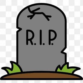 Halloween - Headstone Clip Art PNG