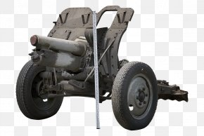 Artillery Picture - Second World War Field Artillery QF 4.5-inch Howitzer PNG